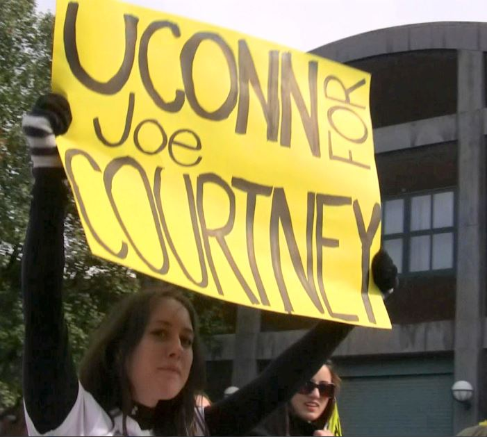 UConn for Courtney